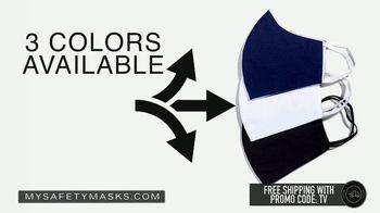 My Safety Masks 3-Layer Nano Mask TV Spot, 'Opens Back Up' - Thumbnail 7