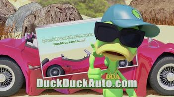 DuckDuck Auto TV Spot, 'Ducking the Law: The Reasons' - 3111 commercial airings