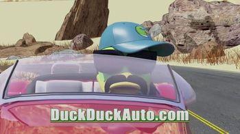 DuckDuck Auto TV Spot, 'Ducking the Law: The Reasons' - Thumbnail 1