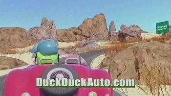 DuckDuck Auto TV Spot, 'Ducking the Law: The Reasons' - Thumbnail 2
