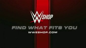 WWE Shop TV Spot, 'Energize Your Style: Up to 50 Percent Off Championship Titles & Tees' Song by Easy McCoy - Thumbnail 5