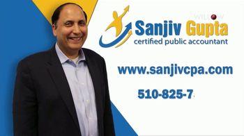 Sanjiv Gupta TV Spot, 'Bookkeeping, Payroll and Tax' - Thumbnail 10