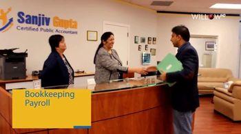 Sanjiv Gupta TV Spot, 'Bookkeeping, Payroll and Tax' - Thumbnail 2