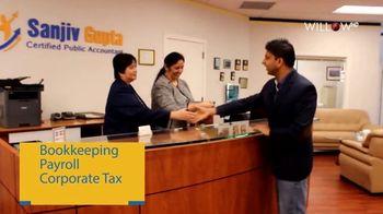 Sanjiv Gupta TV Spot, 'Bookkeeping, Payroll and Tax' - Thumbnail 3