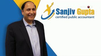 Sanjiv Gupta TV Spot, 'Bookkeeping, Payroll and Tax' - Thumbnail 6