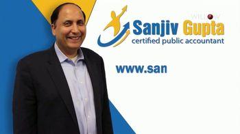 Sanjiv Gupta TV Spot, 'Bookkeeping, Payroll and Tax' - Thumbnail 7