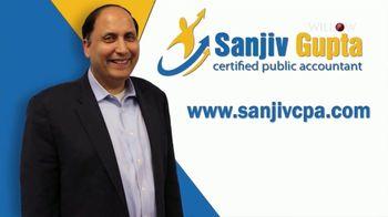 Sanjiv Gupta TV Spot, 'Bookkeeping, Payroll and Tax' - Thumbnail 8
