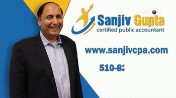 Sanjiv Gupta TV Spot, 'Bookkeeping, Payroll and Tax' - Thumbnail 9