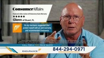 Endurance Direct TV Spot, 'A Way to Save Thousands: Glenn' - Thumbnail 3