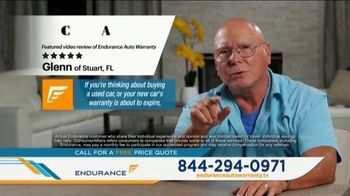 Endurance Direct TV Spot, 'A Way to Save Thousands: Glenn' - Thumbnail 7