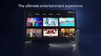 XFINITY X1 TV Spot, 'All the Things: Free Upgrade' - 37 commercial airings