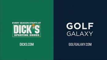 Dick's Sporting Goods TV Spot, 'Golf Galaxy: Hot Selection' - Thumbnail 9