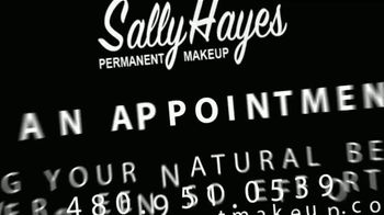 Sally Hayes Permanent Makeup TV Spot, 'Effortless' - Thumbnail 8