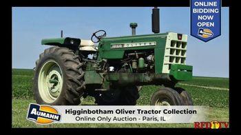 Aumann Vintage Power TV Spot, 'Higginbotham Oliver Tractor Collection' - Thumbnail 1