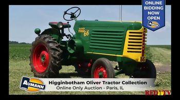 Aumann Vintage Power TV Spot, 'Higginbotham Oliver Tractor Collection' - Thumbnail 2