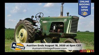 Aumann Vintage Power TV Spot, 'Higginbotham Oliver Tractor Collection' - Thumbnail 4