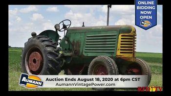 Aumann Vintage Power TV Spot, 'Higginbotham Oliver Tractor Collection' - Thumbnail 5