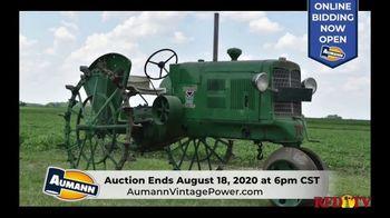 Aumann Vintage Power TV Spot, 'Higginbotham Oliver Tractor Collection' - Thumbnail 6