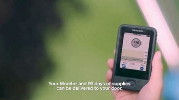 United States Medical Supply TV Spot, 'Manage Your Diabetes With A Continuous Glucose Monitor'