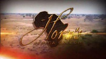 Horn's Africa Safaris TV Spot, 'Adventure of a Lifetime' - Thumbnail 7