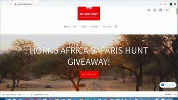 Horn's Africa Safaris TV Spot, 'Adventure of a Lifetime' - Thumbnail 6