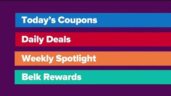 Belk TV Spot, 'Saving Made Simple: Daily Deals: 50%' Song by Caribou - Thumbnail 6