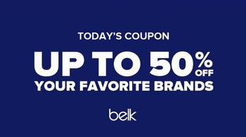 Belk TV Spot, 'Saving Made Simple: Up to 50 Percent' Song by Caribou - Thumbnail 7
