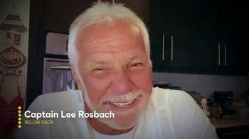Peacock TV TV Spot, 'Below Deck' Featuring Lee Rosbach - Thumbnail 2
