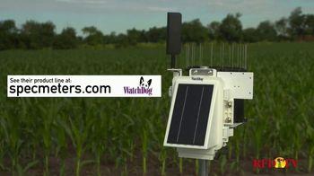 Spectrum Technologies WatchDog TV Spot, 'Field Monitoring' - Thumbnail 9