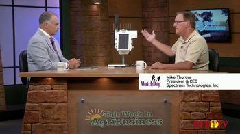 Spectrum Technologies WatchDog TV Spot, 'Field Monitoring' - Thumbnail 3