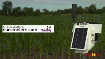 Spectrum Technologies WatchDog TV Spot, 'Field Monitoring' - Thumbnail 8