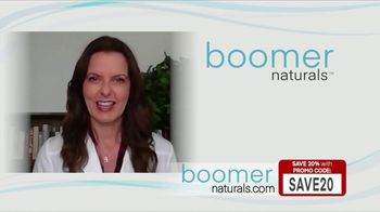 Boomer Naturals Multi-Use Protective Face Masks TV Spot, 'Dr. Mary Clifton: Three Layers' - Thumbnail 1