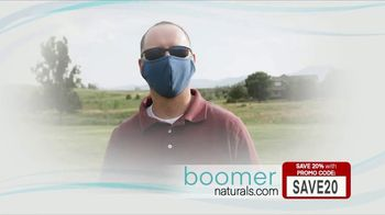 Boomer Naturals Multi-Use Protective Face Masks TV Spot, 'Dr. Mary Clifton: Three Layers' - Thumbnail 2