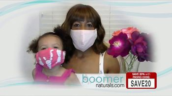 Boomer Naturals Multi-Use Protective Face Masks TV Spot, 'Dr. Mary Clifton: Three Layers' - Thumbnail 8