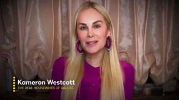 Peacock TV TV Spot, 'The Real Housewives of Dallas' Featuring Kameron Westcott - Thumbnail 3