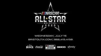Bristol Motor Speedway TV Spot, 'NASCAR All-Star Race 2020' - Thumbnail 9