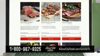 Kansas City Steak Company Sizzle Summer Sale TV Spot, 'What You Really Want' - Thumbnail 5