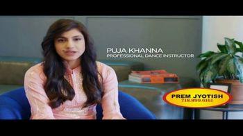 Prem Jyotish TV Spot, 'Puja Khanna'