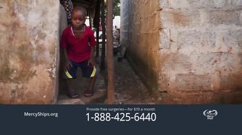 Mercy Ships TV Spot, 'Around the World' - Thumbnail 2
