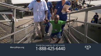 Mercy Ships TV Spot, 'Around the World' - Thumbnail 4