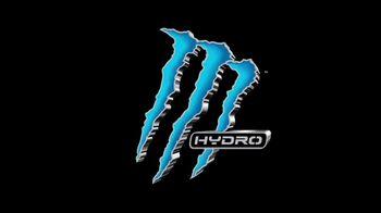 Monster Energy Hydro TV Spot, 'Hard-Charging Hydration' Ft. Tri Bourne, Trevor Crabb, Song by Murdbrain, MYWAY - Thumbnail 1