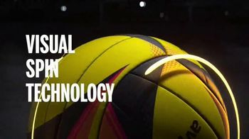 Wilson AVP OPTX Game Volleyball TV Spot, 'See the Game like Never Before'