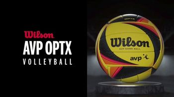 Wilson AVP OPTX Game Volleyball TV Spot, 'See the Game like Never Before' - Thumbnail 9