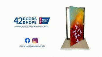 American Cancer Society TV Spot, '42 Doors of Hope' - Thumbnail 9