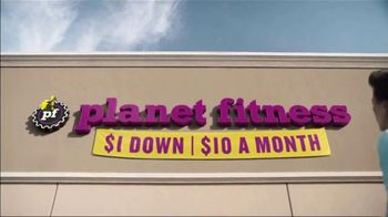 Planet Fitness TV Spot, 'Standing Between: 2019 October' - Thumbnail 1