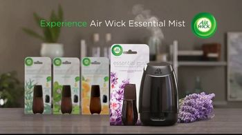 Air Wick Essential Mist TV Spot, 'Inspired by Nature: Price' - Thumbnail 10