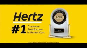 Hertz TV Spot, 'Change of Scenery'