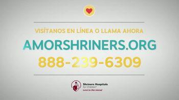 Shriners Hospitals for Children TV Spot, 'Discapacidad' [Spanish] - Thumbnail 9