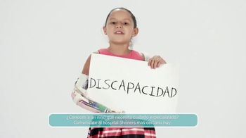 Shriners Hospitals for Children TV Spot, 'Discapacidad' [Spanish] - Thumbnail 2