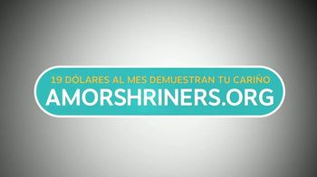 Shriners Hospitals for Children TV Spot, 'Discapacidad' [Spanish] - Thumbnail 4